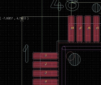 ファインピッチと大電流対策の実現