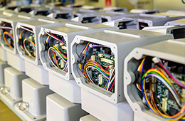 回路設計~筐体製作 まで一貫対応